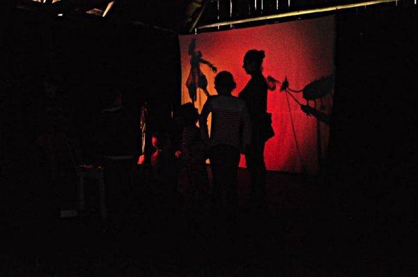 Teatr w Teremiskach