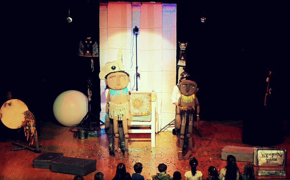 Wędrowny Teatr Lalek Małe Mi