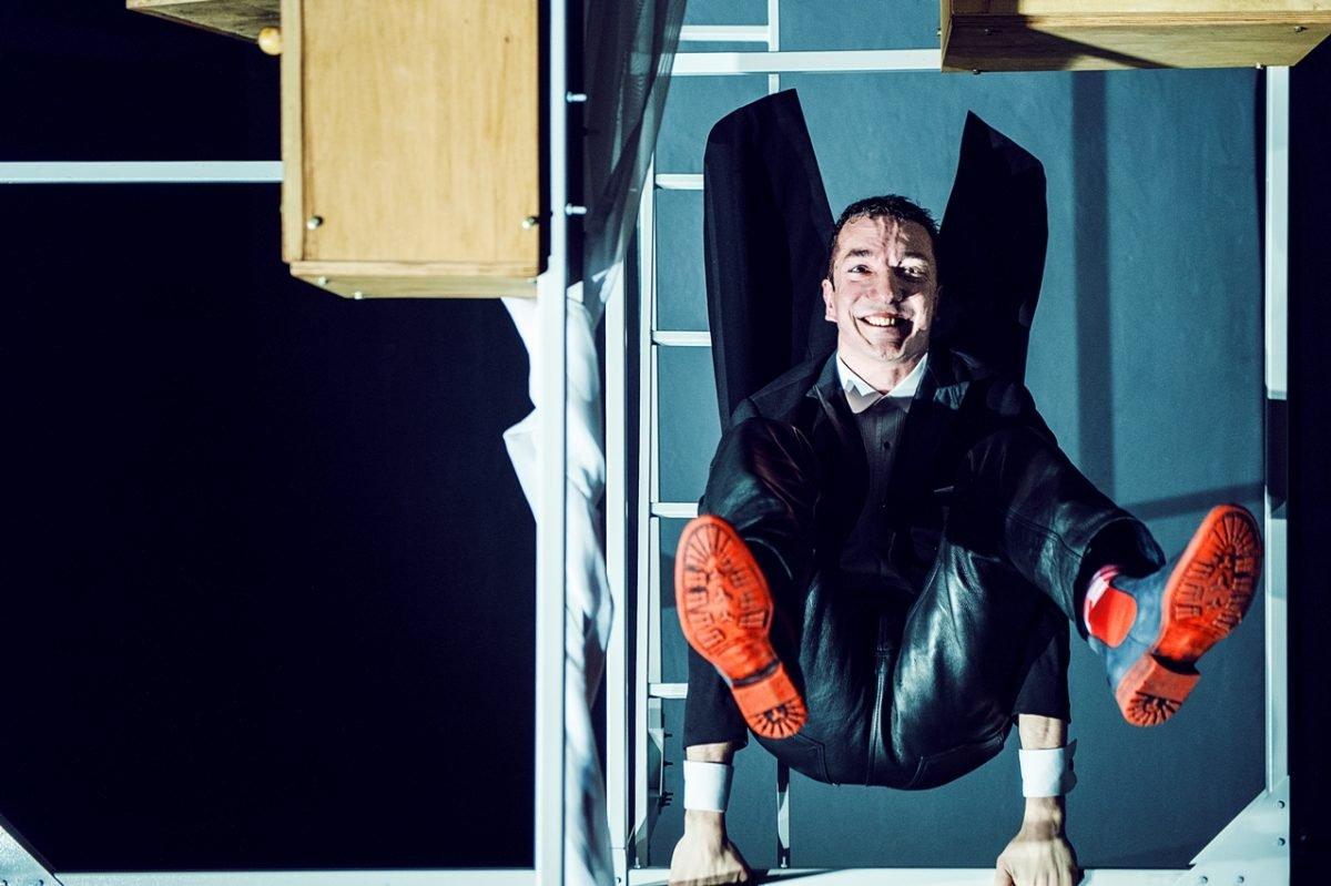 Pan Kot - Teatr Gdynia Główna. fot Bogna Kociumbas