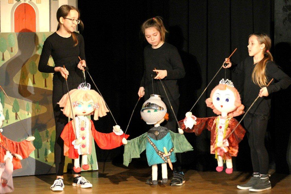 "Teatr Lalek ""Muchomor"""